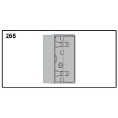 Light Bronze Top Notch Distributors LCN 501079LTB 5010-79 691 Rod and Shoe
