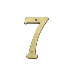 National Hardware N211-581 V1901 House Number in Solid Brass