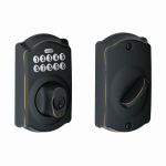 Schlage Residential BE365CAM716