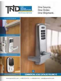 TND Commercial Product Catalog